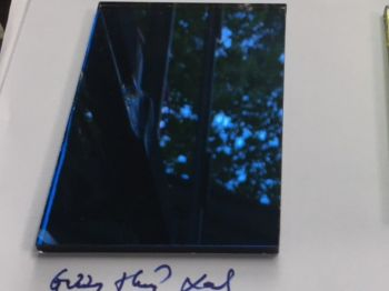 Gương thủy xanh